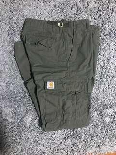 NEW Carhartt aviation cargo pants waist 28
