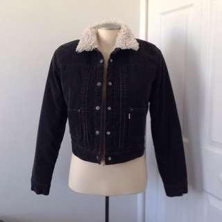Levis Corduroy Sherpa jacket