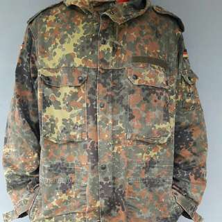 Jacket Parka Military Germany