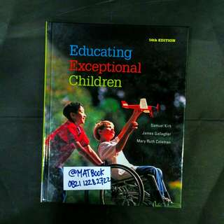 EDUCATING EXCEPTIONAL CHILDREN 14ED