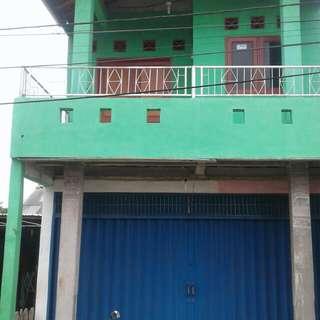 Dijual Rumah Ruko cocok untuk usaha lokasi Strategis jalan tembus Fortun Tangerang