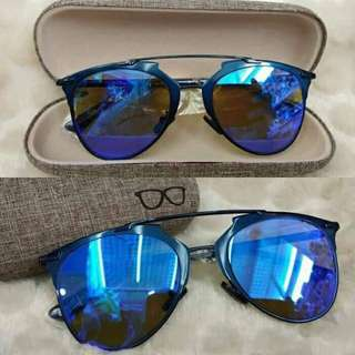 Dior Reflected Class A With hardcase & wiper