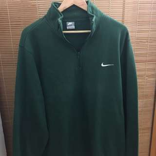 Forest Green Nike Jacket (L)