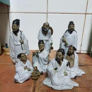 七仙男伴曲