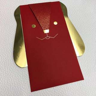 HERMES VIP RED POCKET SET 利是封 10個  / RARE / 狗年 / RED PACKET / 10 EVENLOPES / 紅包 / 限量 / 名牌 / LIMITED