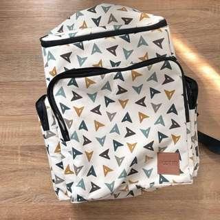 Diaper Bag Poot It (Tas Bayi, Tas Diaper) #ImlekHOKI