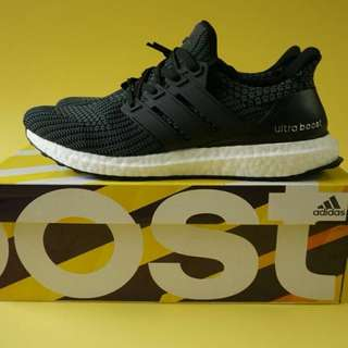Adidas Ultraboost core black