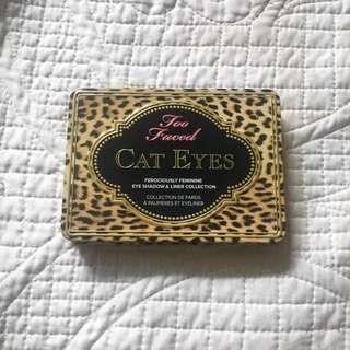 Too Faced Cat Eyes Eyeshadow Palette