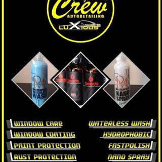 All chemical for car