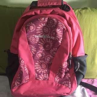 Swiss Gear Backpack for Girls/ Teens