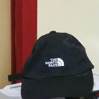 the north face帽子