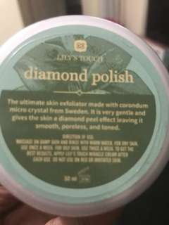 Lily's Touch Diamond Polish 50 ml