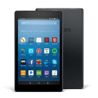Amazon Fire HD 8 - 16gb - with Special Offers