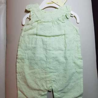 澳洲品牌 純綿嬰兒連身褲