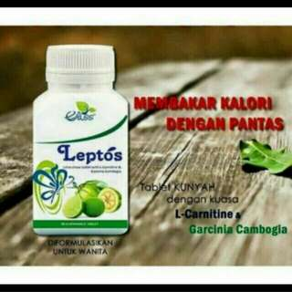 Leptos - 90 Chewable Tablets