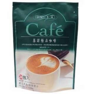 ✈大玩台灣代購✈基諾藍山風味極品咖啡(三合一)24入/袋