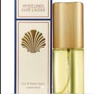 Estée Lauder White Linen Perfume (Brand New & Sealed)