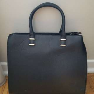 Structured H&M bag