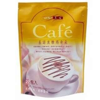 ✈大玩台灣代購✈ 基諾焦糖瑪奇朵咖啡22入/袋