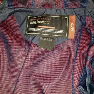 Bum  Equipment Jacket(Brand New)