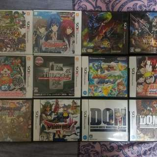 3DS , NDS 遊戲帶
