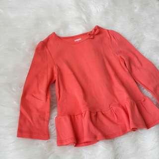Kaos anak 2 tahun #ImlekHoki
