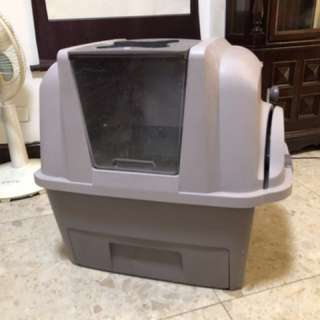 美國進口頂級貓砂盆原價5600