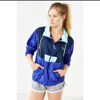 UO Columbia Windbreaker