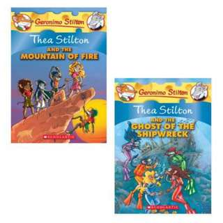(Ebook Collection) Thea Stilton Series