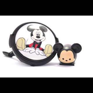 55mm standard lens cap with cartoon character design