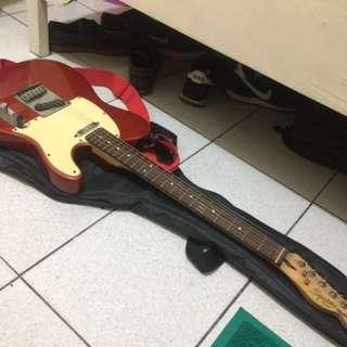 Fender Squier Telecaster Standard series