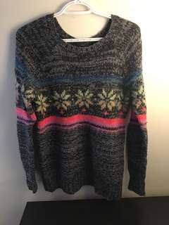 AM Jegging Sweater