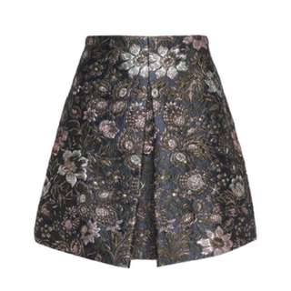 Zimmermann Adorn Brocade Skirt size 0
