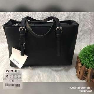 Stradivarius Black Bag