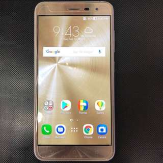 ZenFone 3,gold,5.5 inches,used,nice condition 🎀💎💎💎
