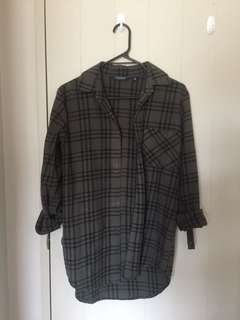 Glassons Plaid shirt