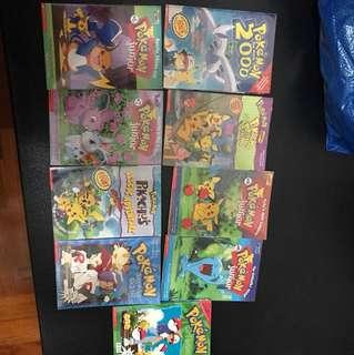 Pokemon Books