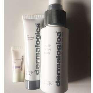 Dermalogica Products x 3, Toner, Masque, Eye Serum (Brand New)