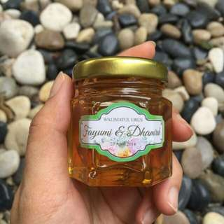 65ml Honey with personalize sticker