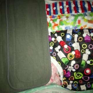 Alva Cloth Diaper