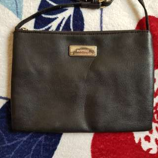 Original black MANGO sling bag