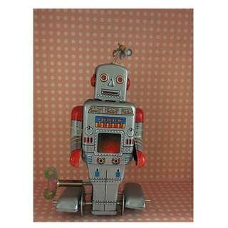 #新春八折 早期 機器人