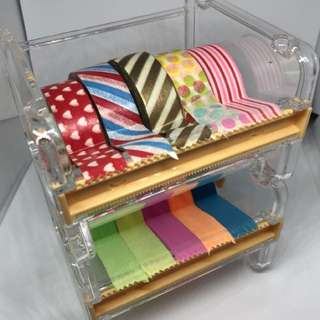 Stackable Washi Tape Dispenser