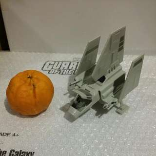 STAR WARS ACTION FLEET SERIES IMPERIAL TYDIRIUM SHIP BY GALOOB 1996 not marvel legends transformers
