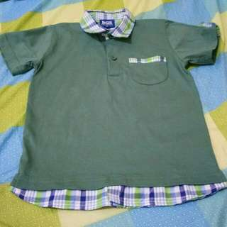 Preloved Kid's Polo Shirt