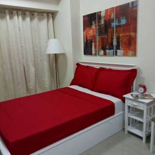 Fully furnished Condo- The Beacon Amorsolo Tower 3