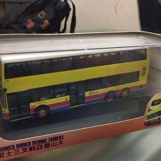 新巴巴士模型