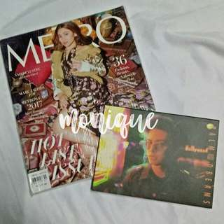 Palm Dreams ALBUM and Metro Magazine