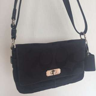 Coach Black Handbag #15Off