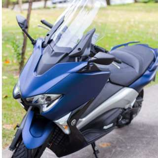 Yamaha Tmax 2017 DX (Blue)